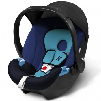 Автокресло Cybex Aton Basic, Blue Moon