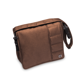 Сумка для коляски Messenger Bag Chocolate Panama (805) 2019