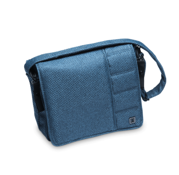 Сумка для коляски Messenger Bag Blue Panama (803) 2019