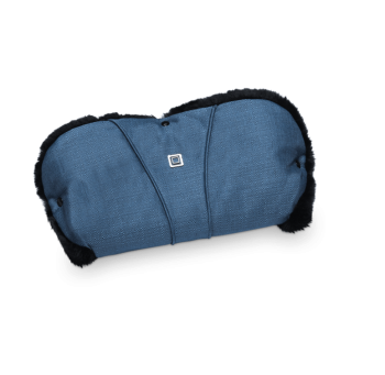 Муфта Hand Muff Blue Structure (003) 2019