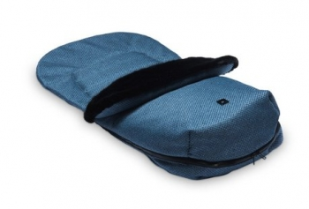Конверт в коляcку Foot Muff Panama Blue (803) 2019
