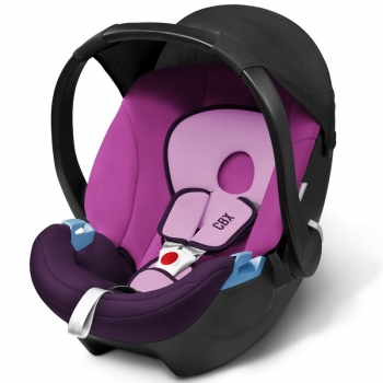 Автокресло Cybex Aton Basic, Purple Rain