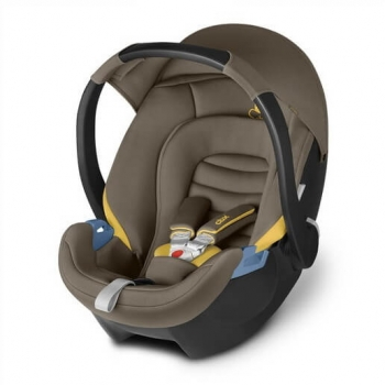Автокресло Cybex Aton Basic, Truffy Brown