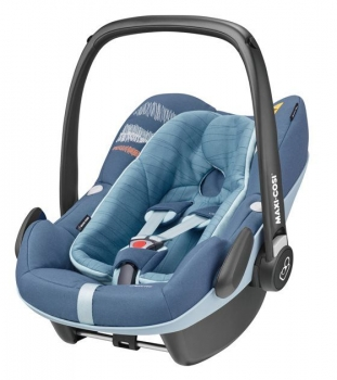 Автокресло Maxi Cosi Pebble Plus (0 - 13 кг), Frequency Blue