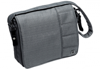 Сумка для коляски Messenger Bag Anthrazit Structure (006) 2019