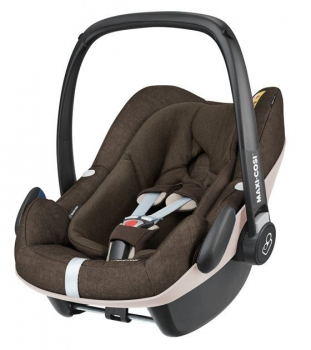 Автокресло Maxi Cosi Pebble Plus (0 - 13 кг), Nomad Brown